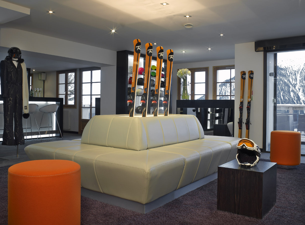Ski room Strato