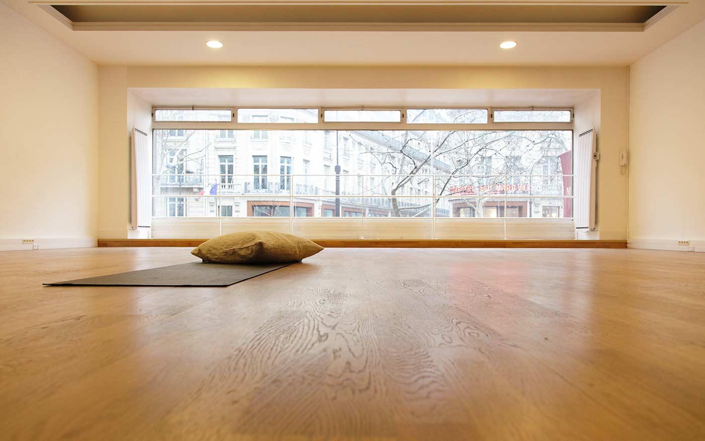 location salle yoga bordeaux