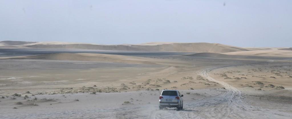 inland sea khor adeid