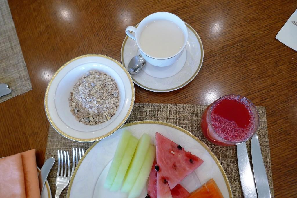 petit dejeuner sharq village doha