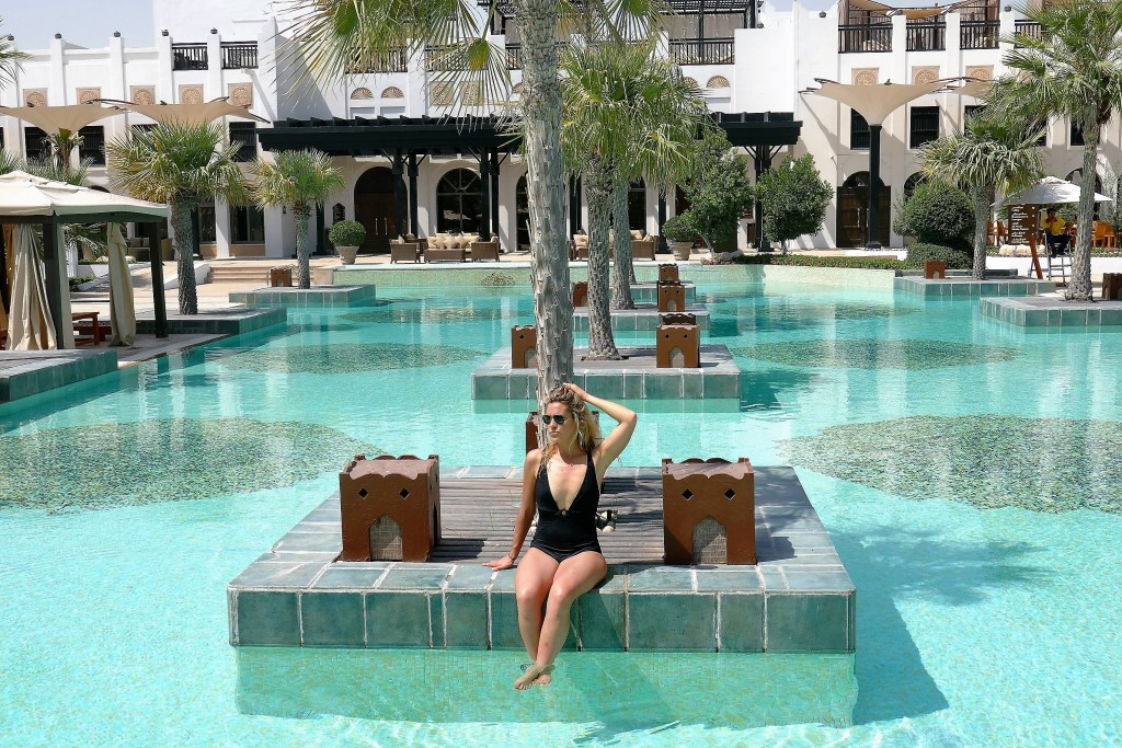 pool sharq village doha qatar
