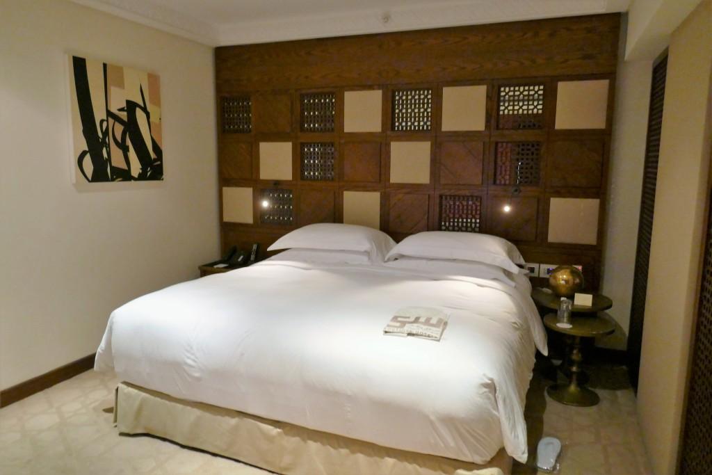 souq waqif boutique hotel chambre
