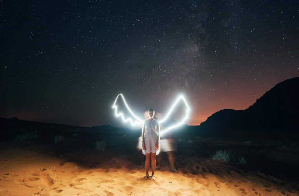 Milky Way, Wadi Rum, Jordan