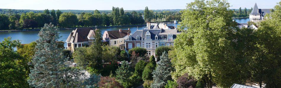Week-end au Vichy Célestins Spa Hôtel, au coeur des sources thermales de Vichy