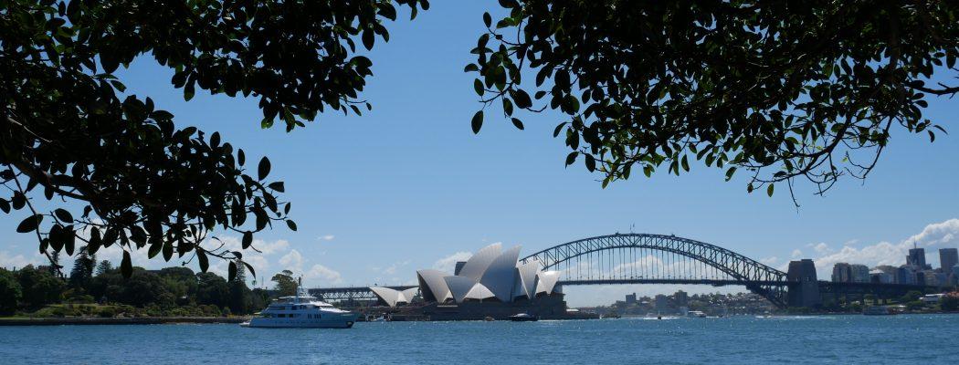 From Paris to Sydney : Arrivée au pays des Down Unders