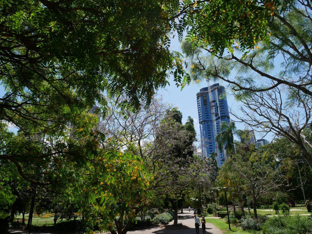 Botanic Garden, Brisbane