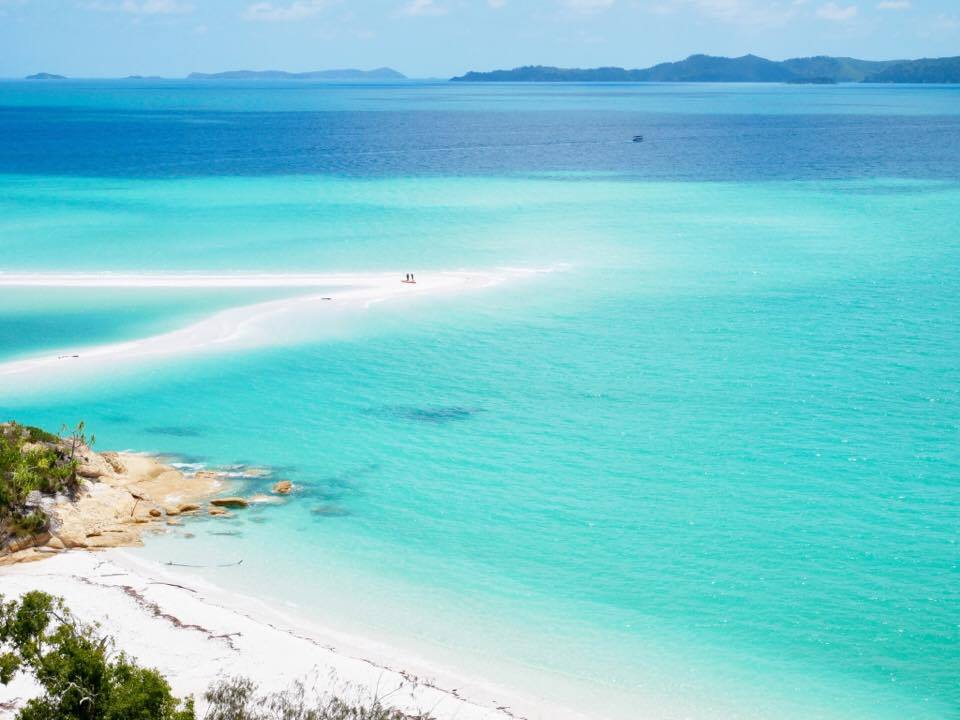 The Whitsundays Islands