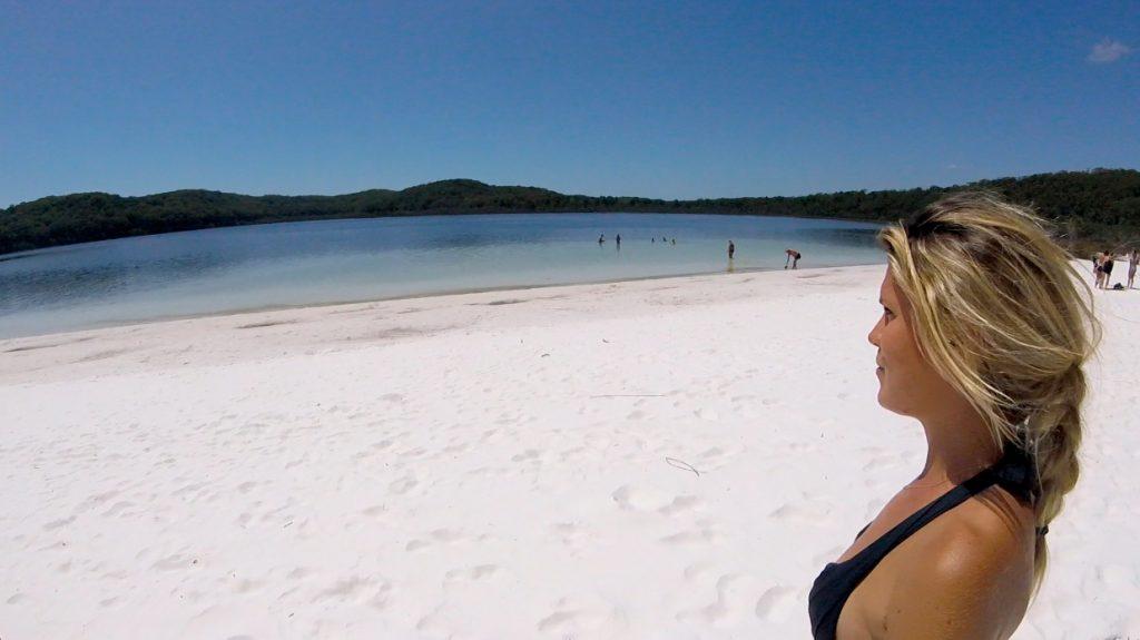 McKenzie Lake, Fraser Island, Queensland