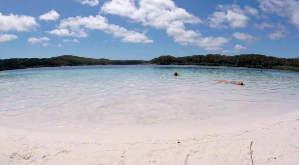McKenzie Lake, Fraser Island, Queensland