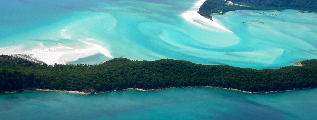Et si on s'offrait des vacances de rêve dans le paradis blanc des Whitsundays..! Queensland IV.