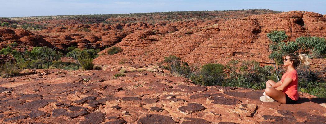 3 jours dans le Bush Australien. De Uluru-Kata Tjuta National Park à Kings Canyon : Aventures & Emotions au programme.
