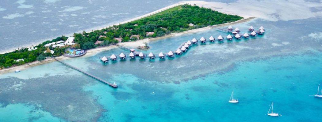 Sensations à Nouméa : sur la terre, sous l'eau et dans les airs.