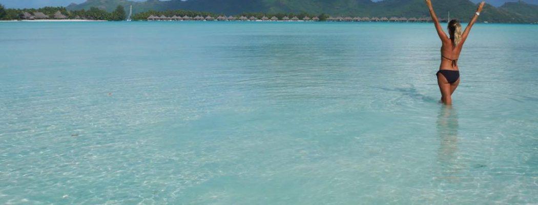 On se laisse vivre à Bora Bora. Une semaine en Voilier sur le Lagon : les meilleurs spots.