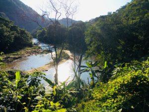 Randonnée Cascade de Yelapa