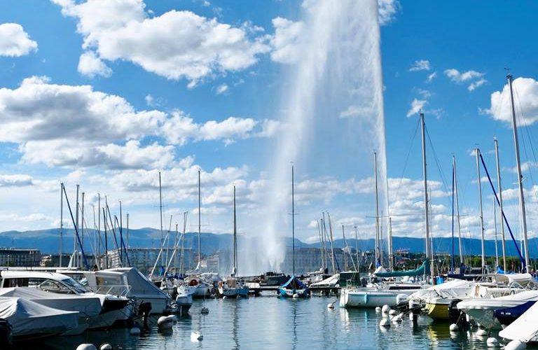 5 Raisons de passer un week-end à Genève l'été.