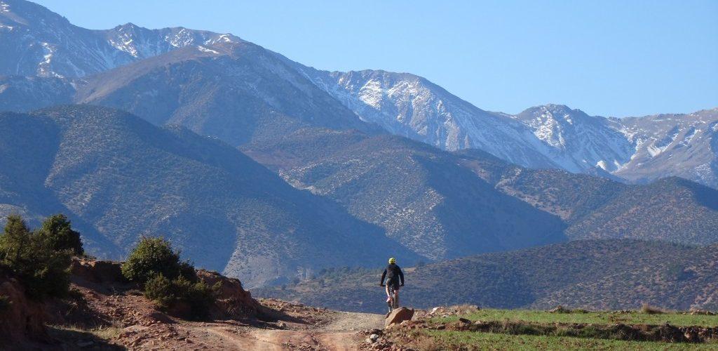 L'E-Bike Expedition, l'éco-rallye du désert marocain