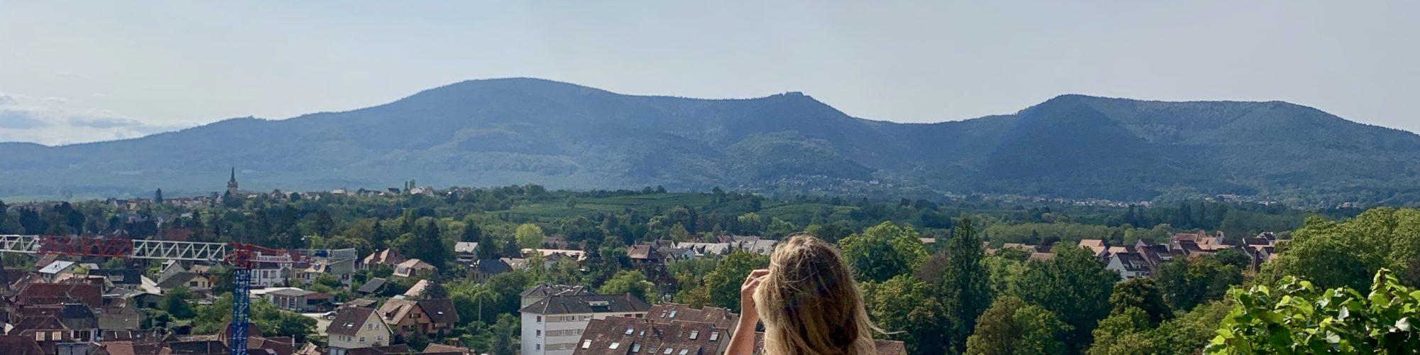Un week-end sur la Véloroute du Vignoble Alsacien