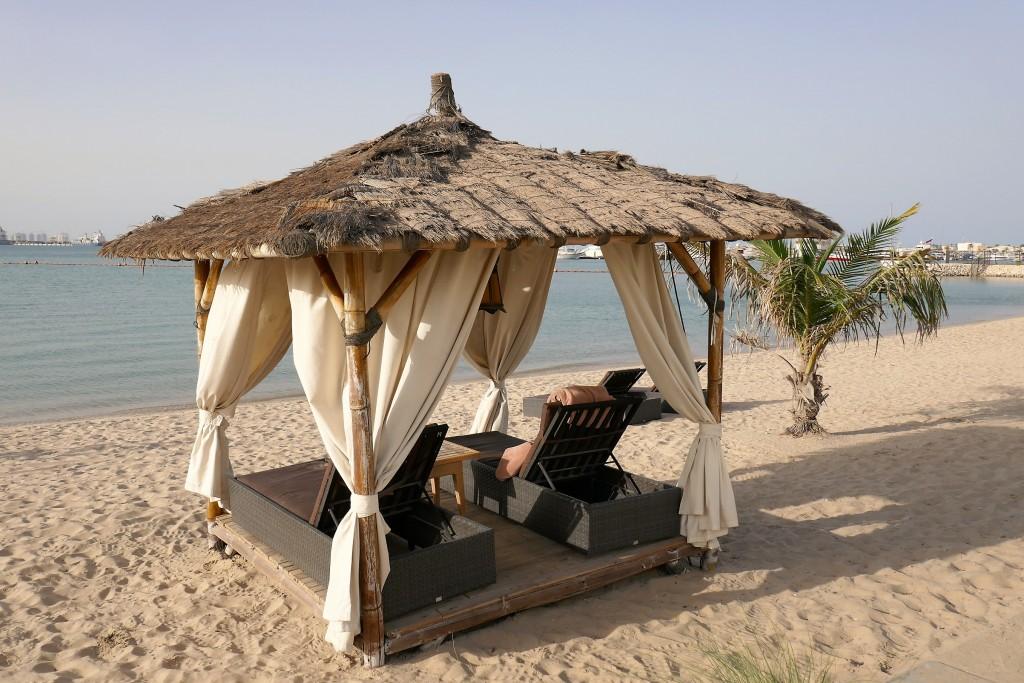 plage sharq village doha qatar