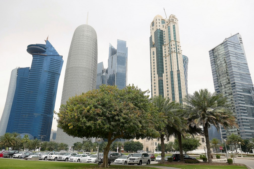 quartier des affaires doha qatar