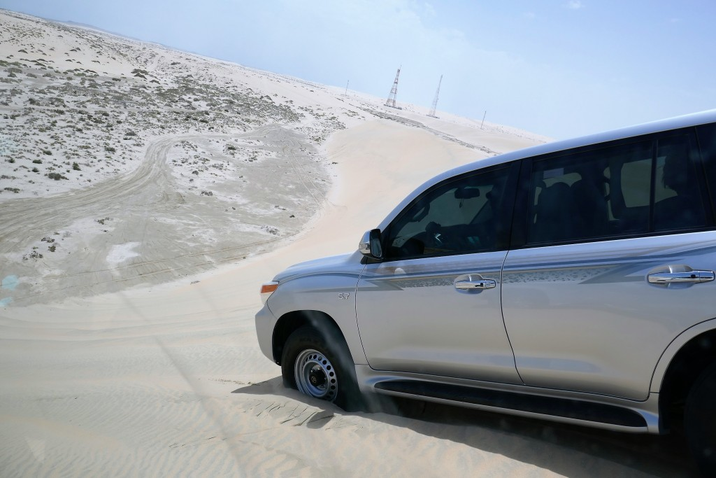 safari 4x4 desert doha