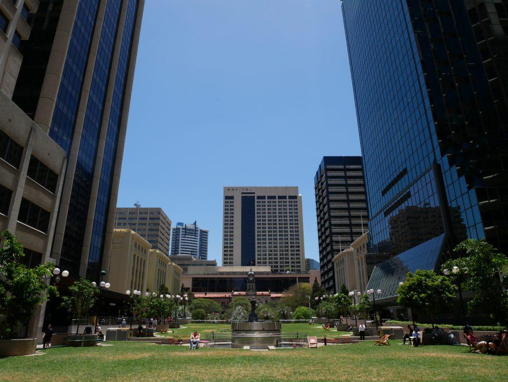 Anzac Square, Brisbane