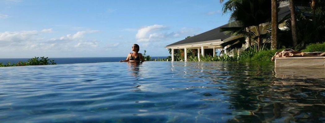 Connaître L'Exception au Raiwasa Grand Villa. Taveuni Island, Fiji.