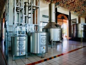 Distillerie Los Tres Mujeres, Tequila